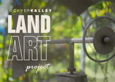 Lockyer Valley Land Art Project